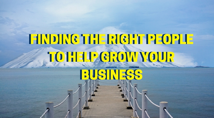 Finding the Right People to Help Grow Your Business by the Virtual Collective's Shannon Ware